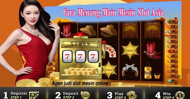 Tips Dan Trik Menang Bermain Judi Slot Online