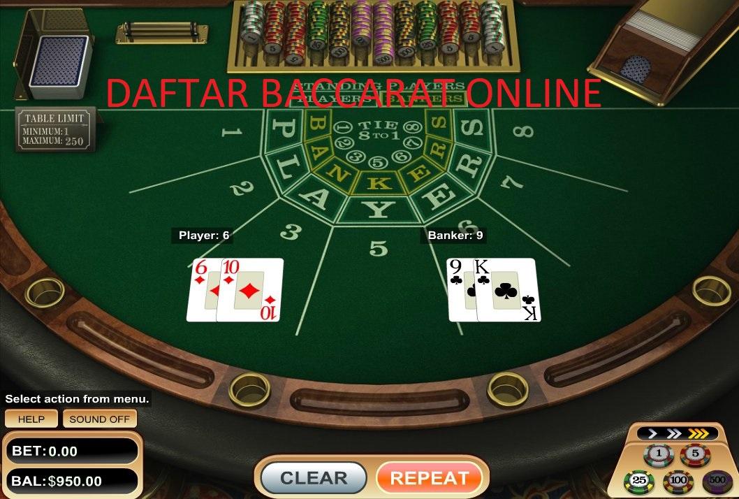 Keuntungan Terbesar Dalam Judi Baccarat Secara Online